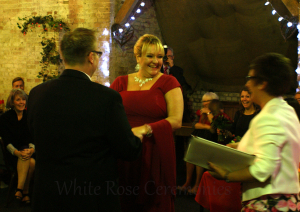 Barn Wedding Ceremony Civil Celebrant Rebecca Waldron