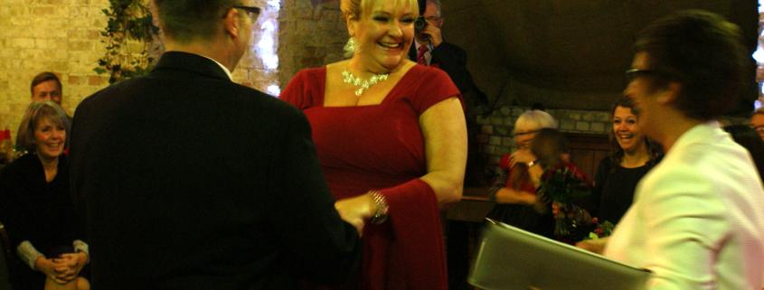 Barn Wedding Ceremony Civil Celebrant Rebecca Waldron