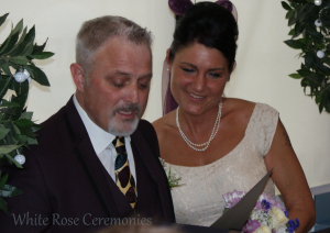 Morrisons Wedding Rebecca and Blake