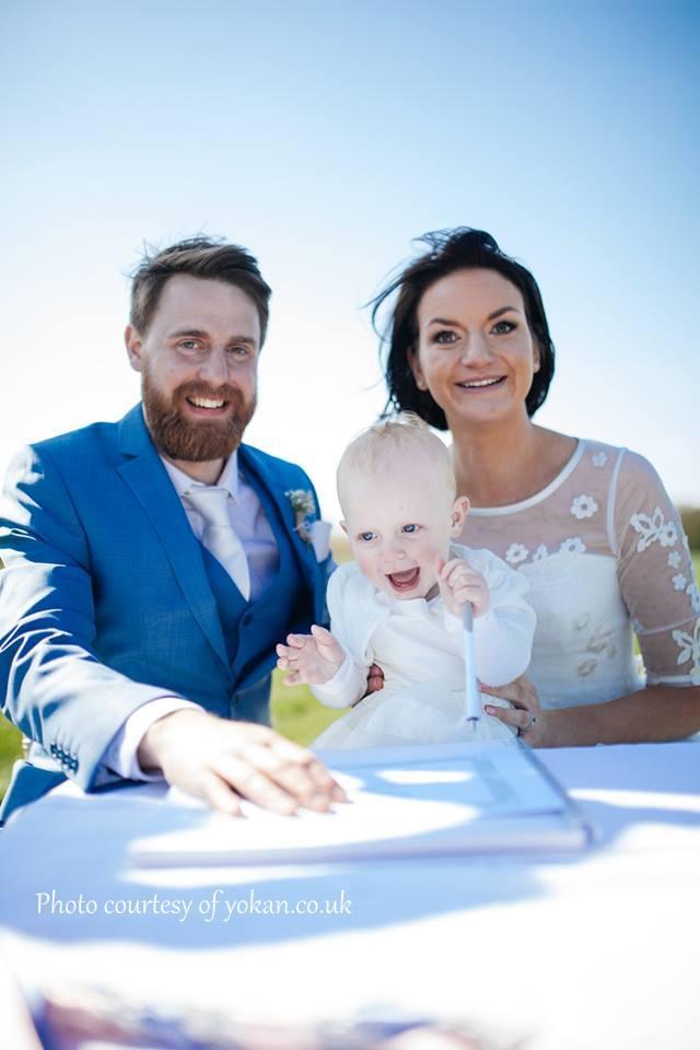 Rebecca Waldron Festival Wedding Celebrant