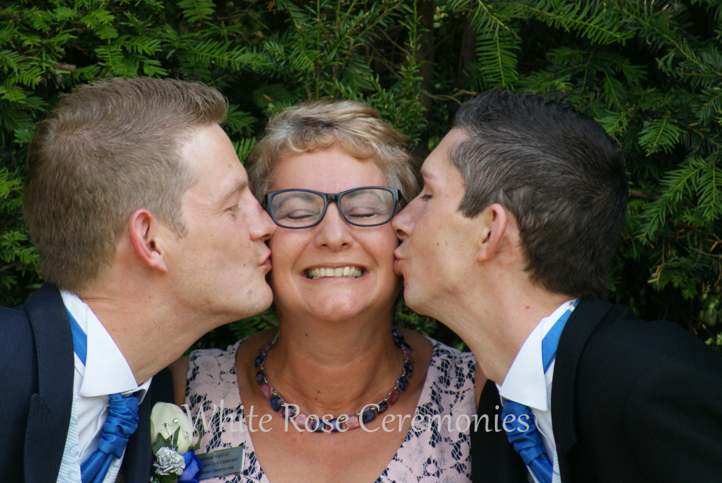 Mark and Brent's Wedding Ceremony Rebecca Waldron Civil Celebrant
