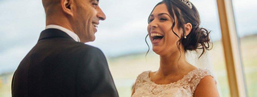 Kais & Chloe Golf Club Wedding, Rebecca Waldron, White Rose Ceremonies