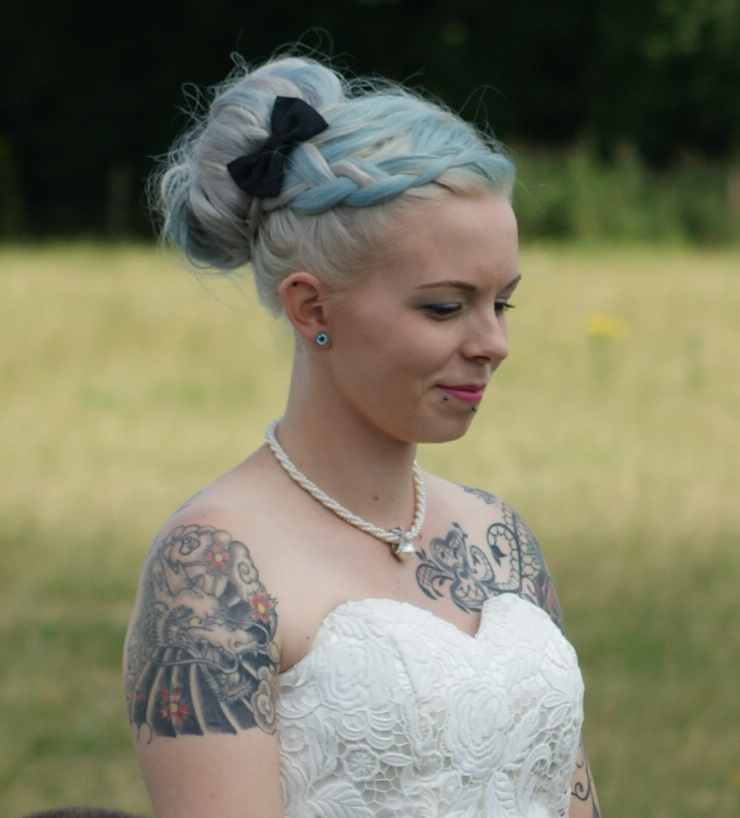 Alice-in-Wonderland Themed Wedding, Rebecca Waldron, White Rose Ceremonies