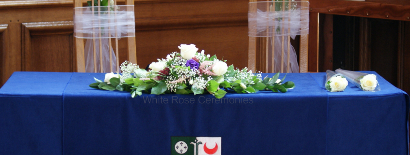 Anisah & Nadim, Girton College Cambridge, White Rose Ceremonies
