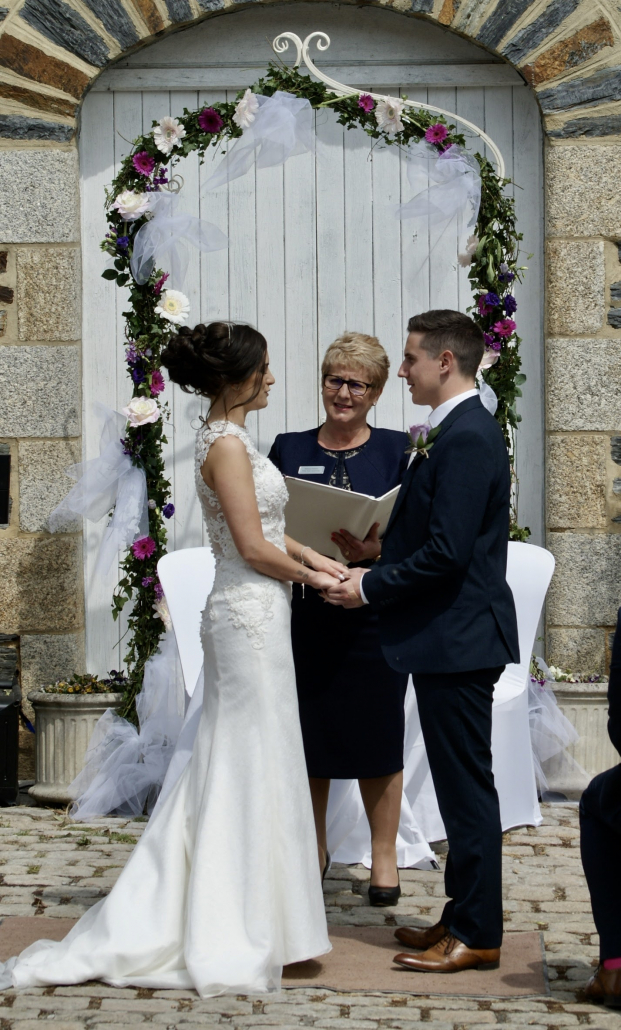 This image is of the beautiful Chateau Wedding Ceremony, conducted by Rebecca Waldron, White Rose Ceremonies, CelebrantThis image is of the beautiful Chateau Wedding Ceremony, conducted by Rebecca Waldron, White Rose Ceremonies, Celebrant