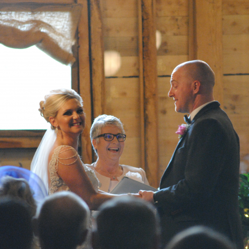 Karen & Joe's Wedding, Childerley Wedding Venue, Celebrant, White Rose Ceremonies, Rebecca Waldron