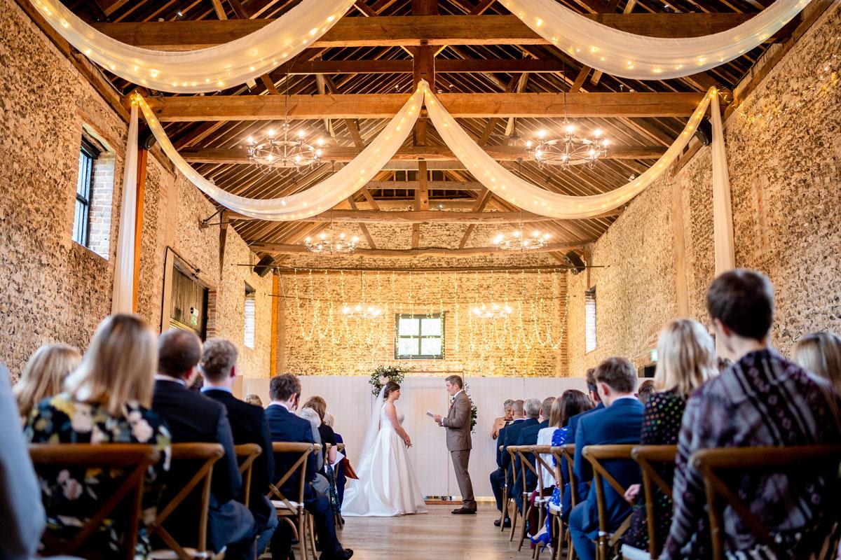 Perfect ceremony location, Granary Estates, White Rose Ceremonies, Celebrant Wedding