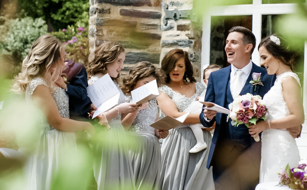 Sing their favourite song to remember them at your wedding ceremony