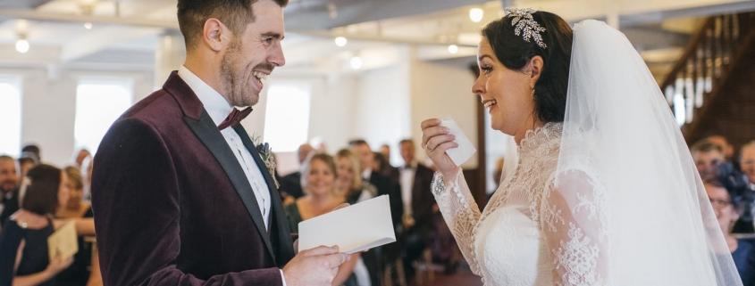 five incredible wedding vows